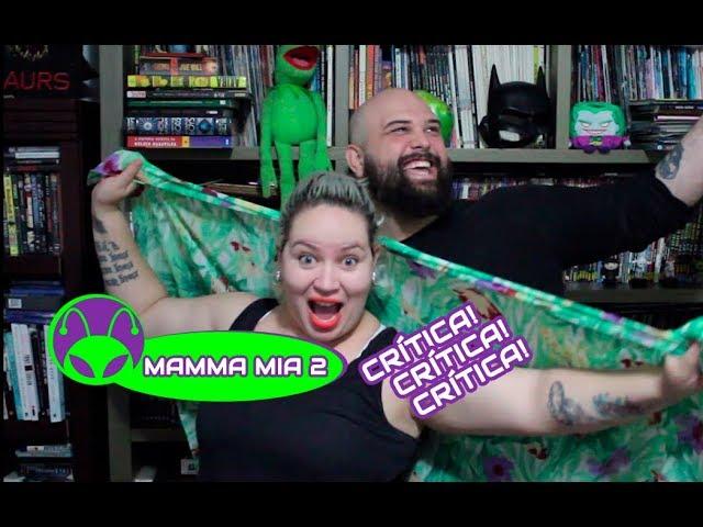 FREAKRITICA | Mamma Mia: Lá Vamos Nós de Novo! - É bom?