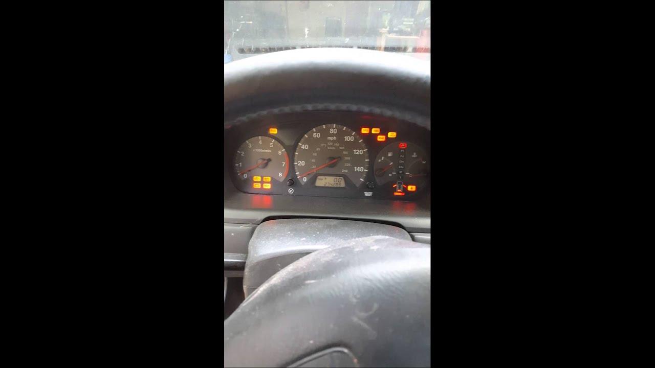 Honda Accord 02 Won't Start