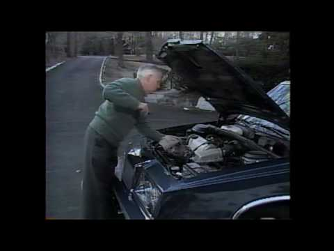 1987 Chrysler Owner's VHS: Before you turn the key
