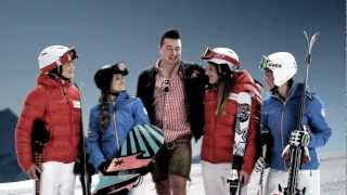 """Schnee is' cool"" - Go For Gold mit Andreas Gabalier (official Video)"