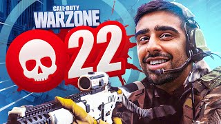 Best Warzone Sniper In The Sidemen. Yeah I Said It.