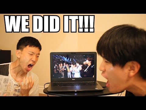BTS Billboard Music Awards 2018 Top Social Artist WIN Reaction [YES ARMY WE DID IT AGAIN!!!]