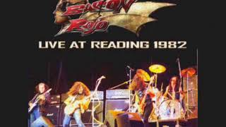 Barón Rojo Live Reading Festival 08/27/1982 UK, 🇪🇸 Heavy Metal.