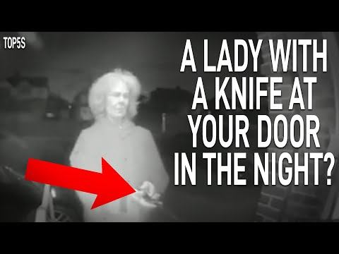 5 Terrifying & Mysterious Events Captured by Doorbell Cameras...