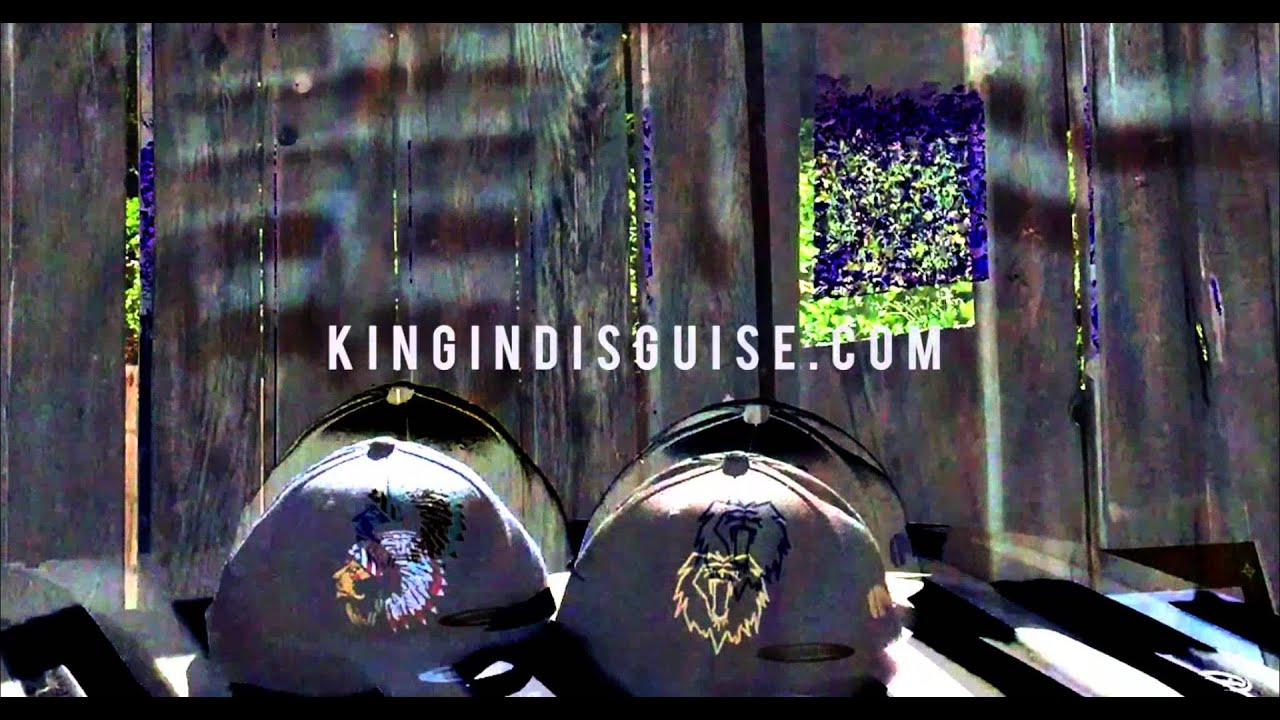 King In Disguise Snapbacks SS 15