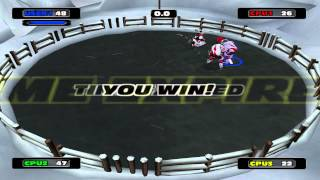 NHL Hitz 2003 - All minigames (HD)