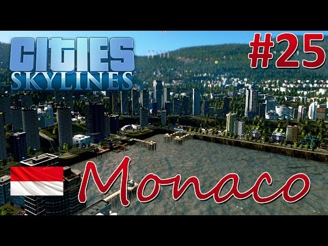 Cities: Skylines - Monaco - ep 24