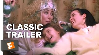 Mermaids Official Trailer #1 - Bob Hoskins Movie (1990) HD