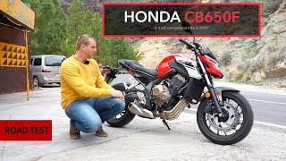 Is Honda CB650F still competetive bike in 2018?