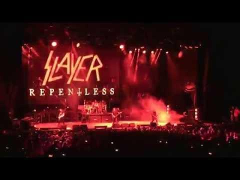 SLAYER - REPENTLESS - Rockstar Mayhem Festival - June 30th 2015 - White River Amphitheater