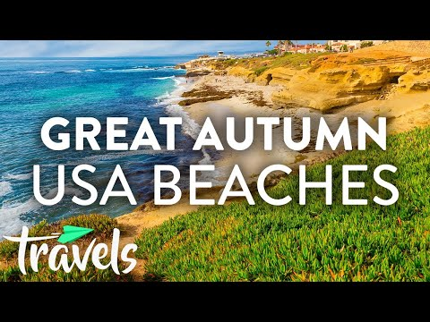 Best USA Beaches For Autumn Fun | MojoTravels