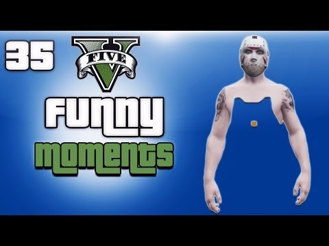 GTA 5 Online Funny Moments Ep. 35 (Pee...