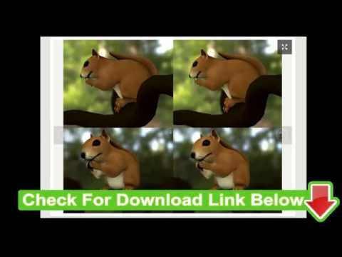 Download 3D Squirrel Model For FREE