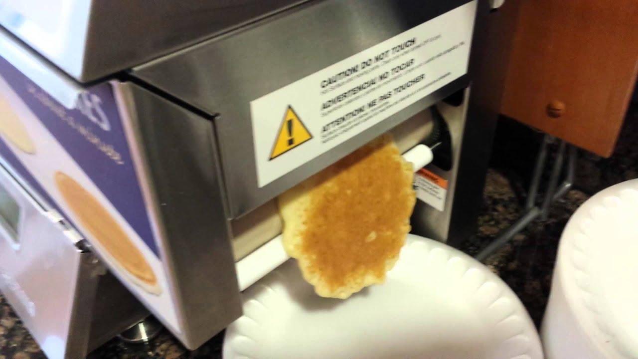 Pancake Copying Machine Or Pancake Printer Quickcakes