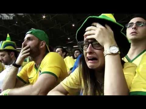 BBC FIFA World Cup  - Reaction to Brazils humiliating 7-1 loss to Germany