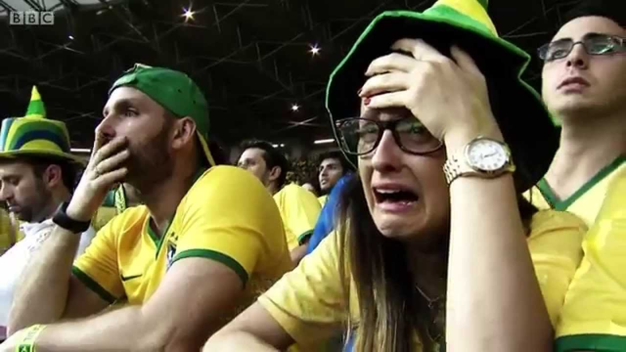 Bbc Fifa World Cup 2014 Reaction To Brazil S Humiliating 7 1 Loss To Germany