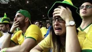 BBC FIFA World Cup 2014 - Reaction to Brazil