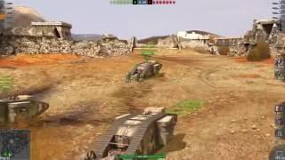Mk 1* Heavy Tank WoT Blitz ( 1 )