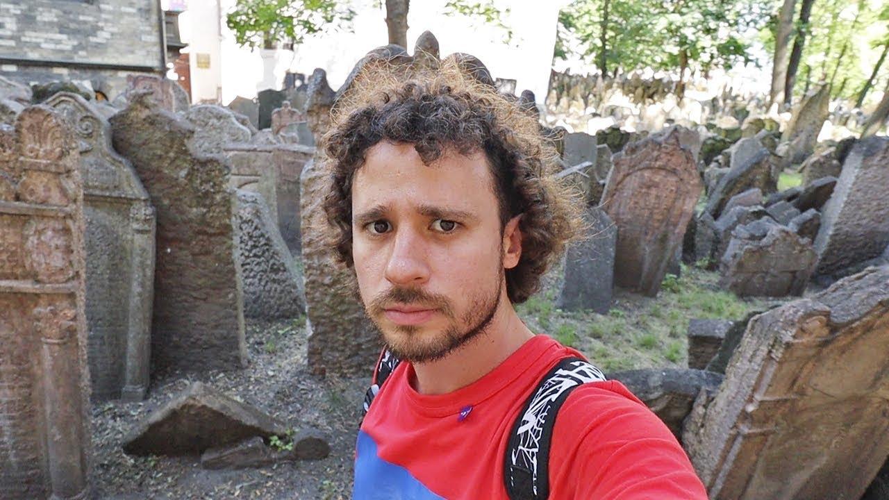 Cementerio judío y muro de John Lennon | PRAGA
