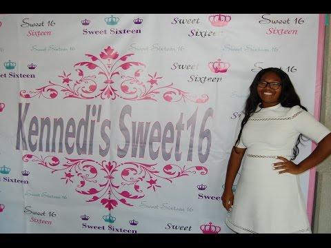 Kennedi's Sweet 16