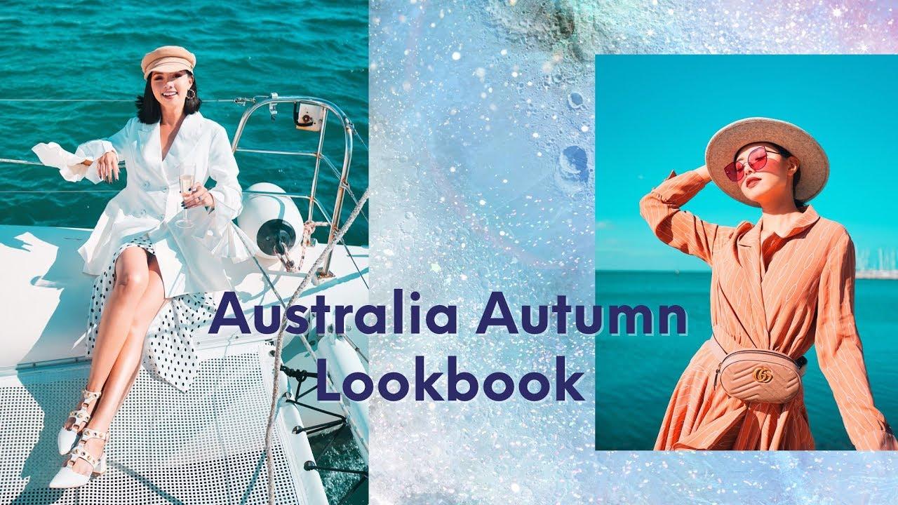 AUSTRALIA AUTUMN LOOKBOOK