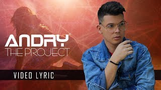 Andry Me Bailas Vídeo Lyric Oficial ®