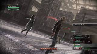 Resonance of Fate (PS3 X360) - Battle Tutorial