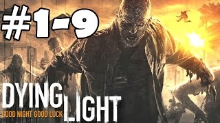 Dying Light Walkthrough Part 1 Gameplay Xbox One Review Let