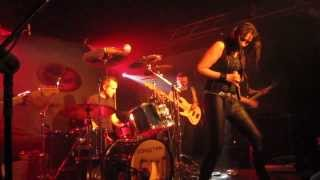 LION TWIN: »Day Of Anger« Live at Rock Tempel (Kerkrade, NL)