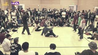 Dizzy Feet vs 2 Live Crew | UW Hip Hop Summit | SEMI | Strife