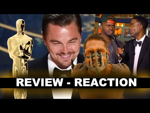 Oscars 2016 Review & Recap – Leonardo DiCaprio, Spotlight, Chris Rock – Beyond The Trailer