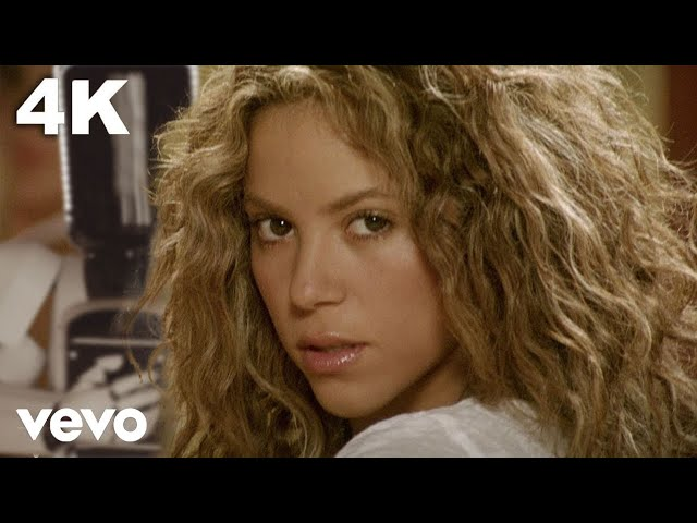 Shakira - Hips Dont Lie ft Wyclef Jean