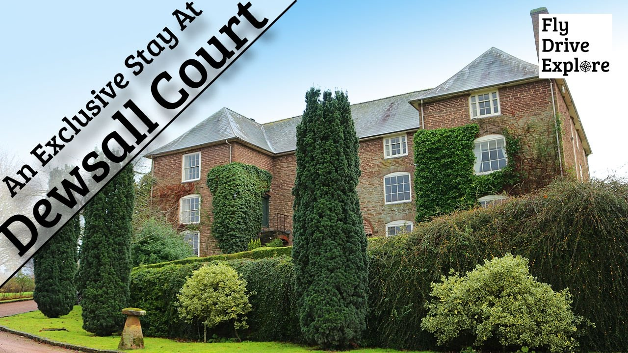 An Exclusive Stay At Dewsall Court