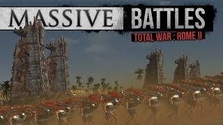 Siege of Persepolis (Massive Battles)