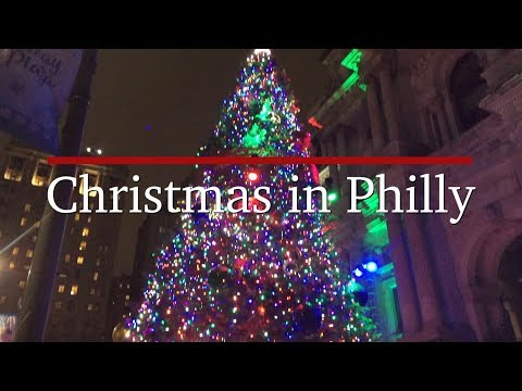 The Best Things To Do During Christmas In Philadelphia, PA