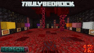 Truly Bedrock Season 2 Episode 12: Auto Potions and New Items For Sale