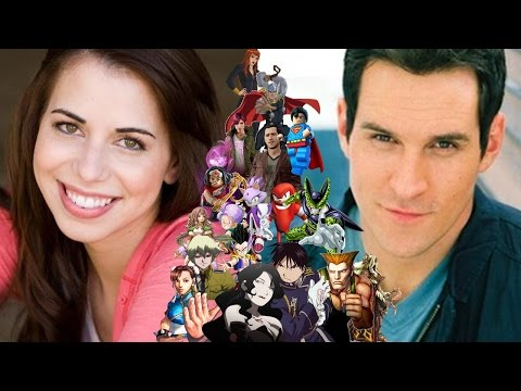 Voice Connections  Laura Bailey & Travis Willingham