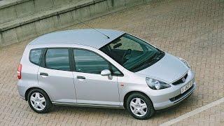 #4196. Honda Jazz 2001 (очень классно)