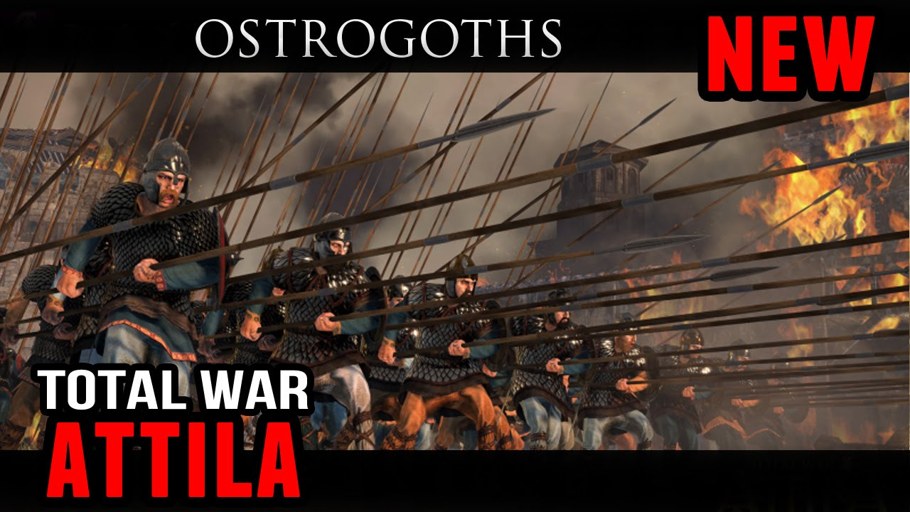 Playing as Ostrogoths did anyone else? : totalwar