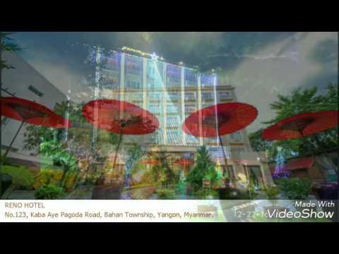 (Official) RENO HOTEL - Yangon, Myanmar