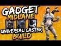 Paragon Gadget Gameplay - UNIVERSAL CASTER DECK