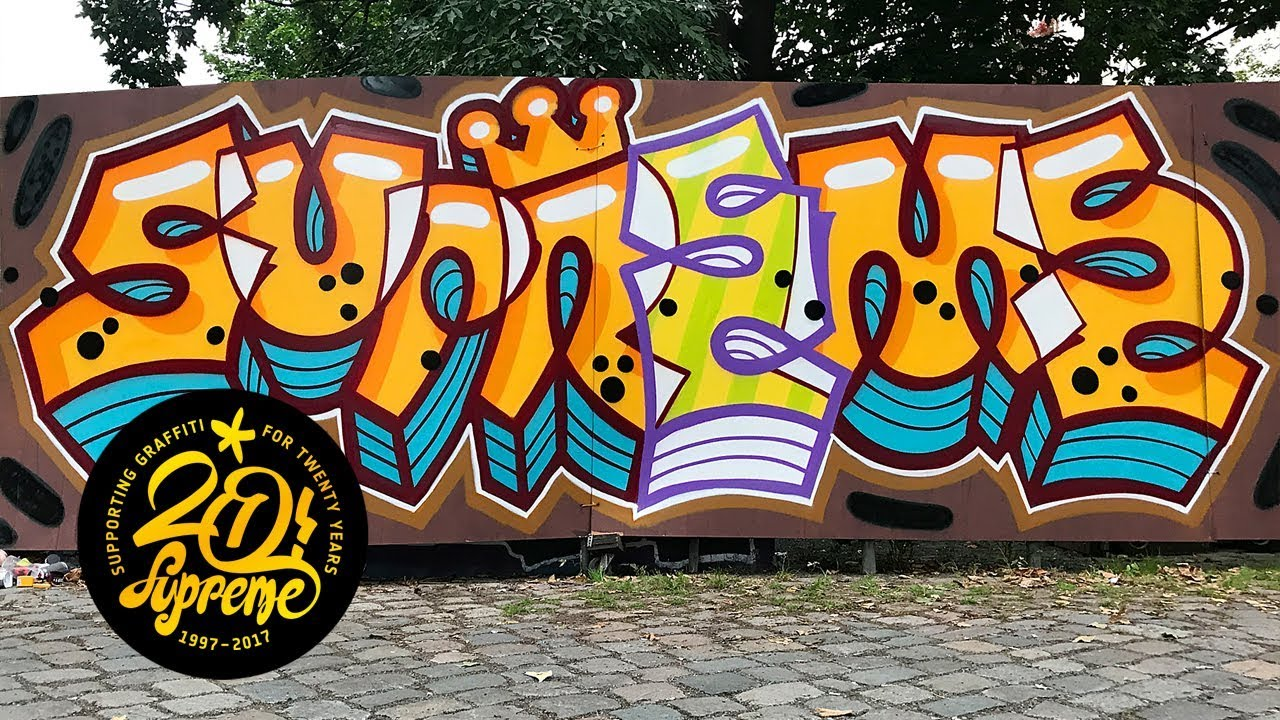 Graffiti Simple Keren