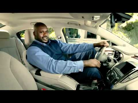 Experience Buick - Shaquille O'Neal LaCrosse - YouTube