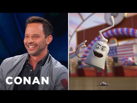 Nick Kroll Is A Douche  - CONAN on TBS