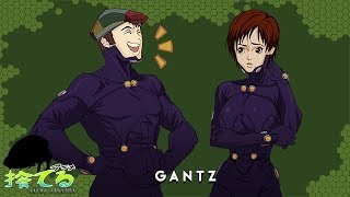 Anime Abandon: Gantz