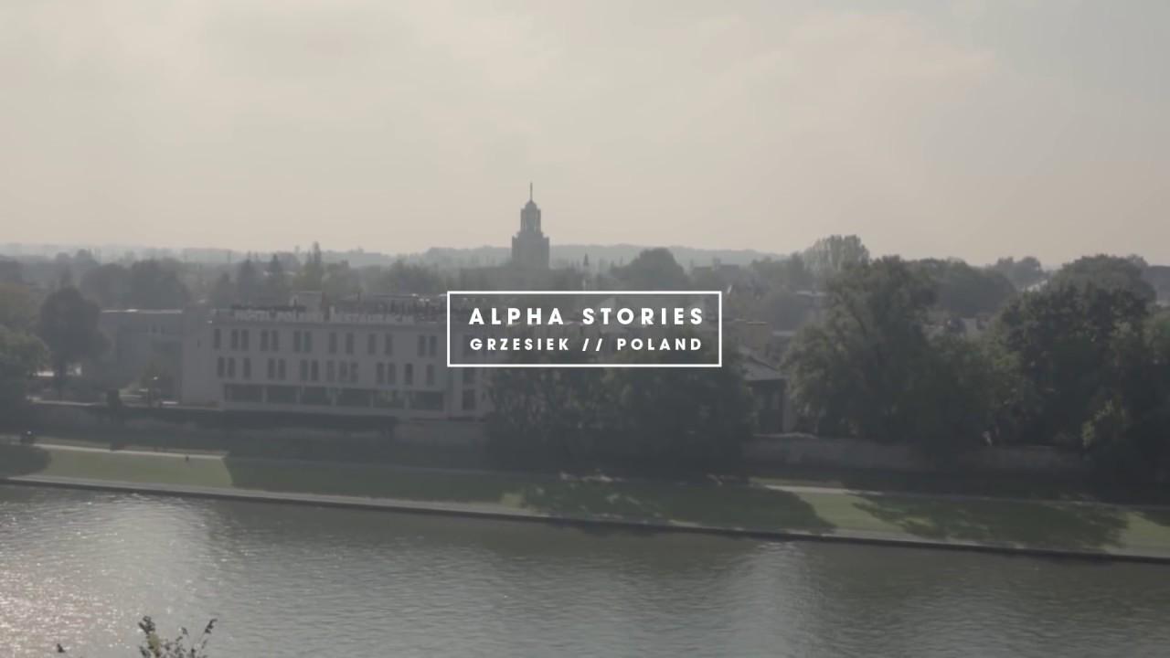 Grzesiek's Story // Poland