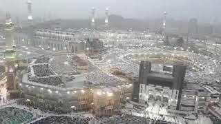Video shows how crowded Masjid al-Haram was in last 10 days of Ramadan