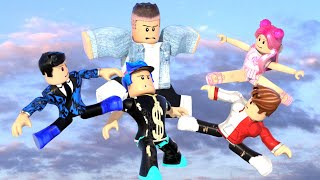 ROBLOX BULLY Story Full Animation Part (1-3) - 🎵 🙌 Roblox Music Video 🙌 🎵