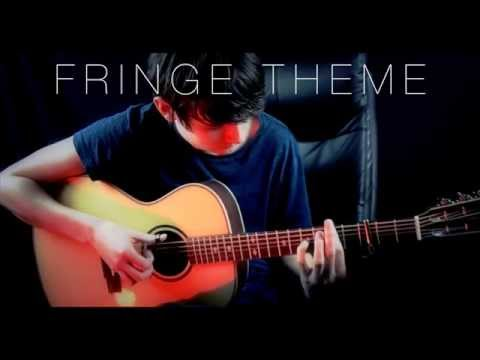 Fringe Theme Song on Guitar