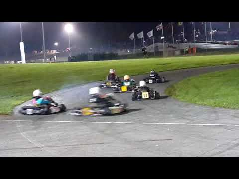 Barbados Festival of Speed 2017 - Karting with Jenson Button 22